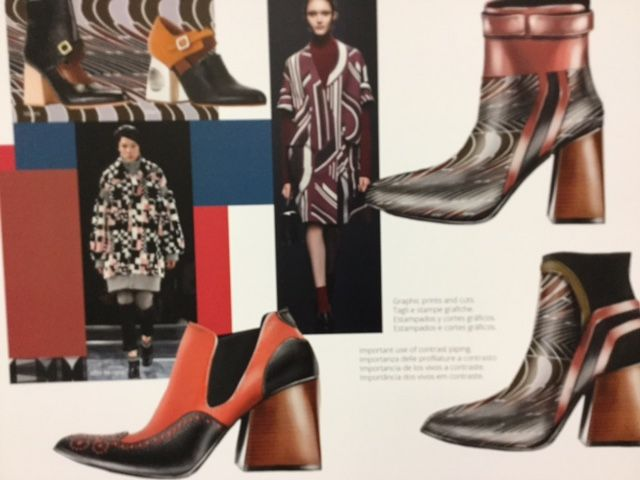 Shoes Trend Book AW 2017/18, Fashion Room | shoes design ...