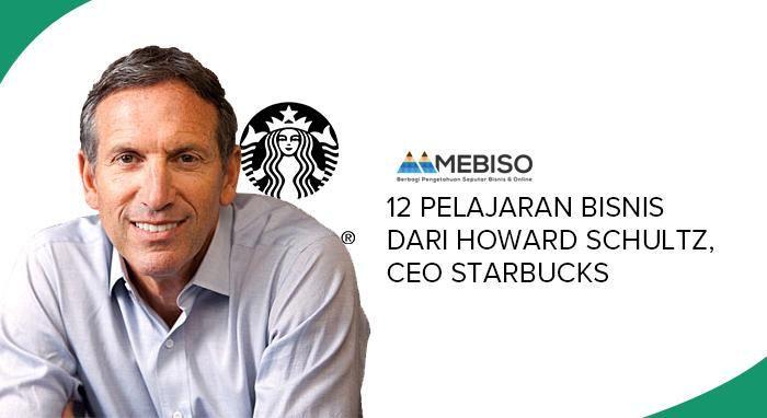 """""""Siapa yg tdk kenal dengan perusahaan kopi ini @Starbucks simak 12 pelajaran bisnis dari CEO, http://t.co/jMSWygEtv3"""""""