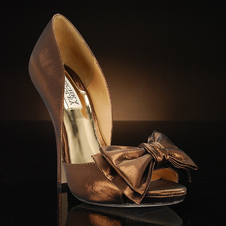 Designer Badgley Mischka Wedding Shoes At My Gl Slipper
