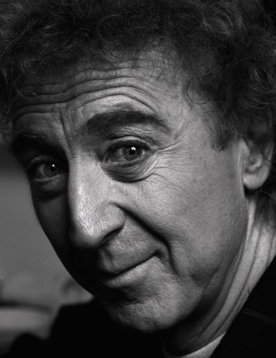 Gene Wilder, born als Jerome Silberman (1933) - American stage and screen comic actor, director, screenwriter, author, activist. Photo by Mark Bourdillon