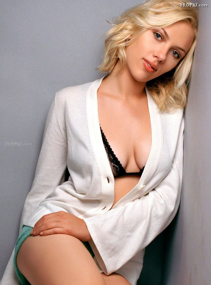 Scarlett Johansson - Tribute To Her Healthy Body -2898