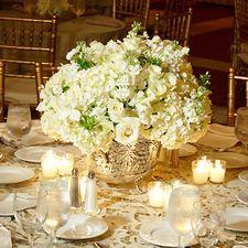 Fleurs de Prestige - Fleuriste haut de gamme à Paris - Mariage - Centres de table