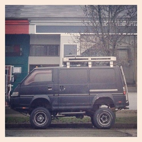 20 Best Images About Mitsubishi Delica On Pinterest