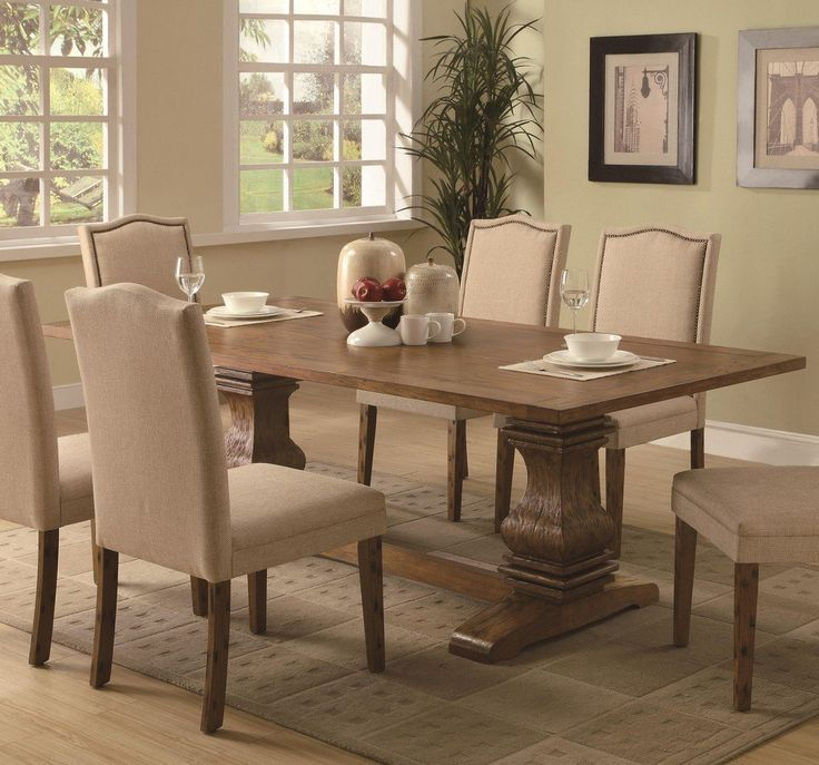 17 Best 1000 images about Dining room table on Pinterest Barnwood