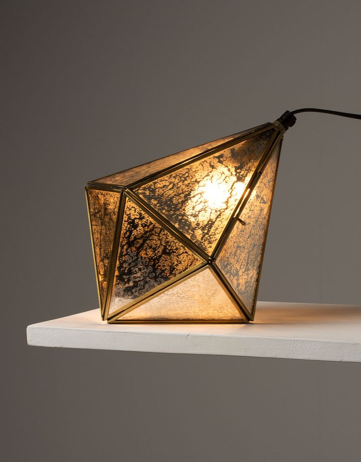 RESTING DIAMOND lampa