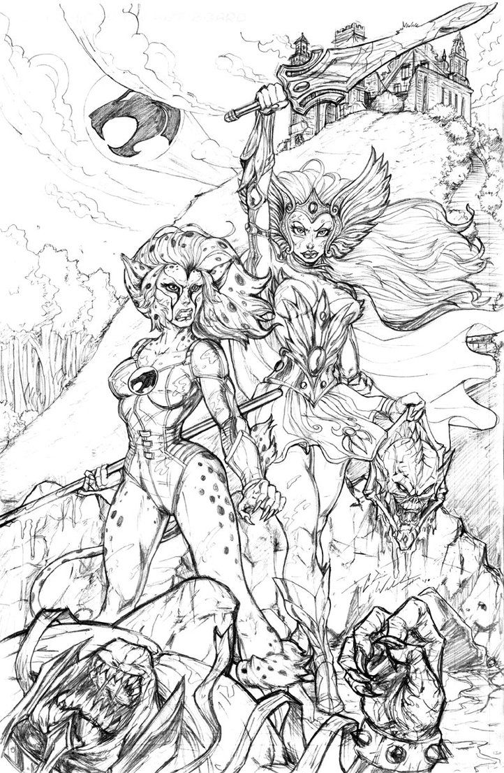 thundercats coloring pages comic art hero colouring pages printable coloring pages coloring books coloring sheets cartoon art - Thundercats Coloring Pages To Print