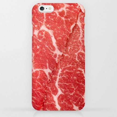 For meat lovers! iPhone case