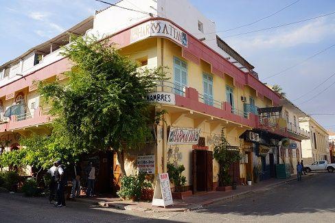 Photos. Sénégal: Ville coloniale, Saint-Louis