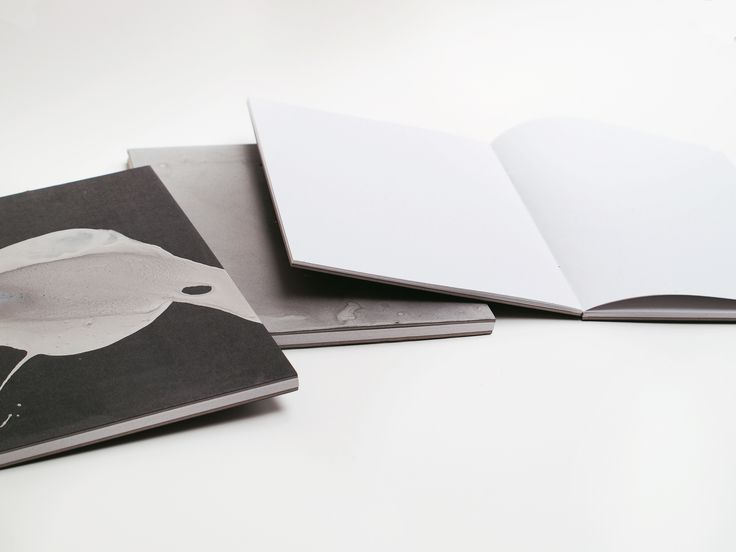 CONCRETE Book No.1 from VOALA graphic design
