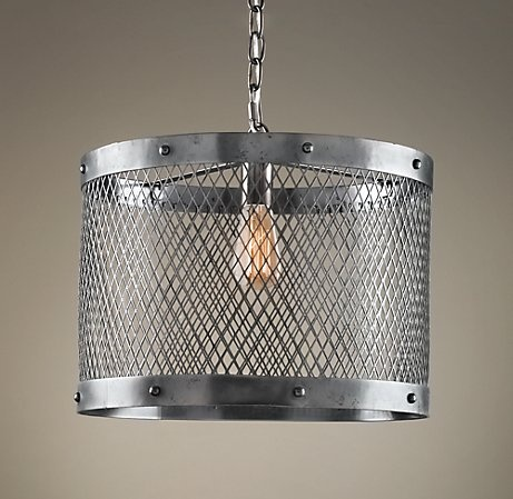 awesome light pendant.  rhbc, $149
