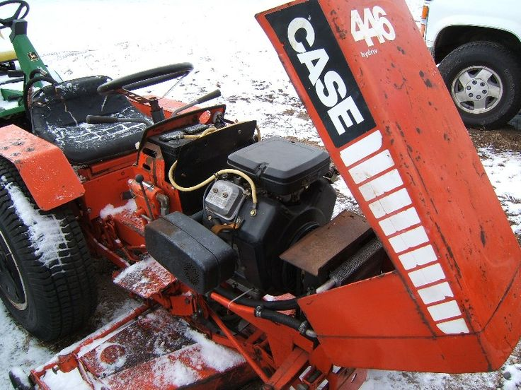 17 best images about i ve got your number rs 422 repower case 446 garden tractor