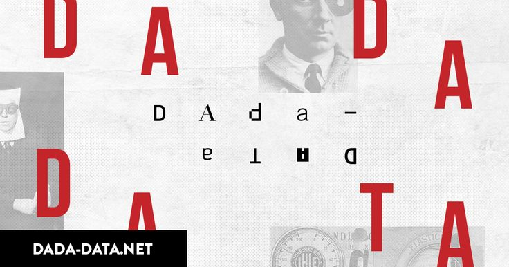 DADA-DATA celebrates 100 years of the Dada movement. It's a viral, vibrant, living homage, connected to our times like DADA was at war with its own. Stroll through our Depot, an ever-changing anti-museum of major DADA works. And take part in the weekly Hacktions.
