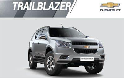 Paket Kredit DP Ringan Chevrolet Trailblazer