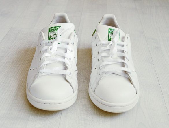 Comment Nettoyer des Stan-Smith Blanches | Comment nettoyer ...