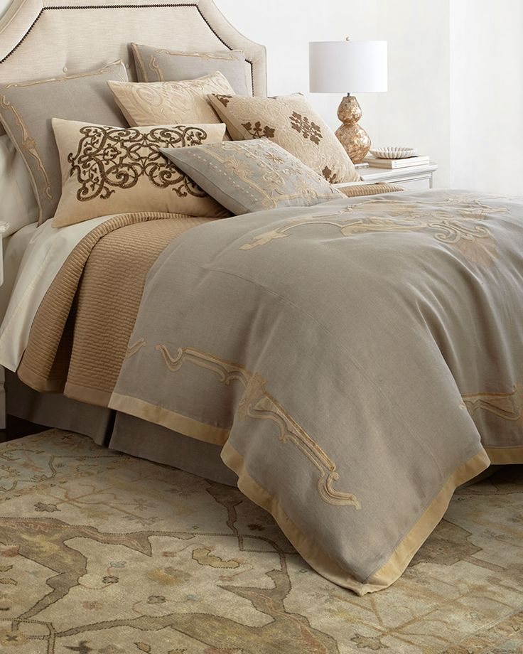 150 best bedding by style luxe life images on pinterest kittens callisto home como bedding sciox Choice Image