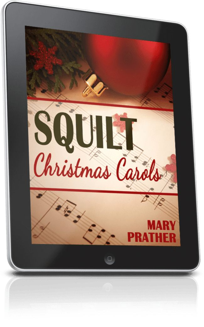 SQUILT Christmas Carols, a fun curriculum for students. Music in Our Homeschool