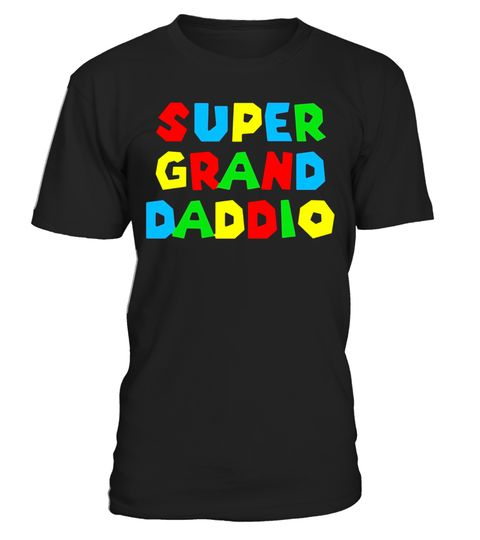 "# Mens Super Grand Daddio Shirt Fathers Day Shirt .  Special Offer, not available in shops      Comes in a variety of styles and colours      Buy yours now before it is too late!      Secured payment via Visa / Mastercard / Amex / PayPal      How to place an order            Choose the model from the drop-down menu      Click on ""Buy it now""      Choose the size and the quantity      Add your delivery address and bank details      And that's it!      Tags: funny fathers day tshirt, unique…"