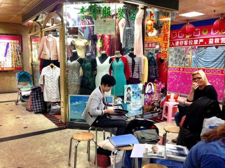Shenzhen tailor shop