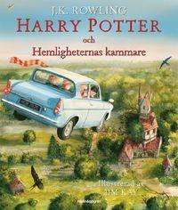 Harry Potter och Hemligheternas kammare (inbunden)