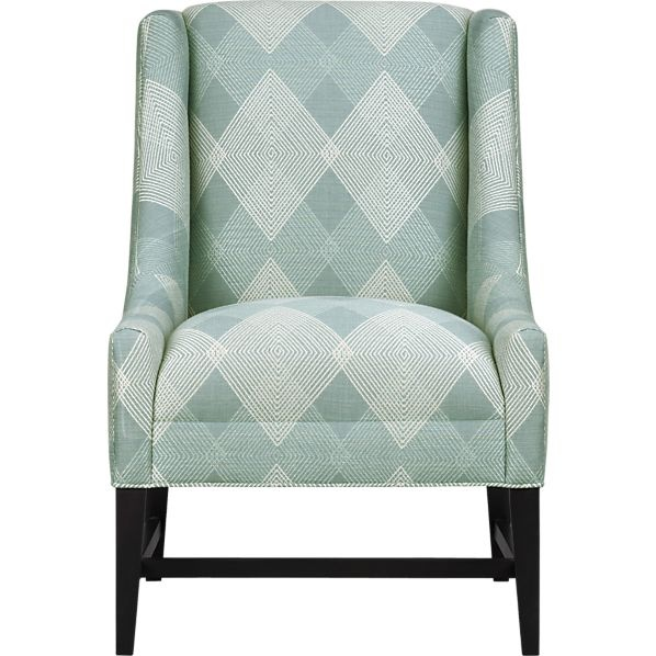 Alfresco Natural Dining Chair With Sunbrella Cushion