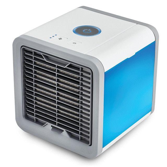 Portable Mini Air Conditioner Home Office Portable Air Conditioning Air Cooler Fan Air Conditioner