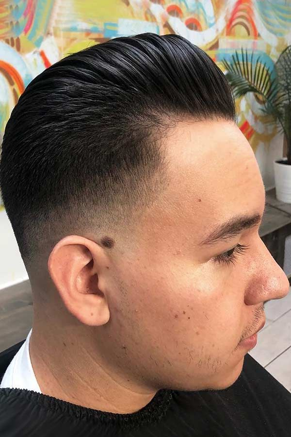 The Taper Haircut The Contemporary Mans Ideal Look Ilustraciones