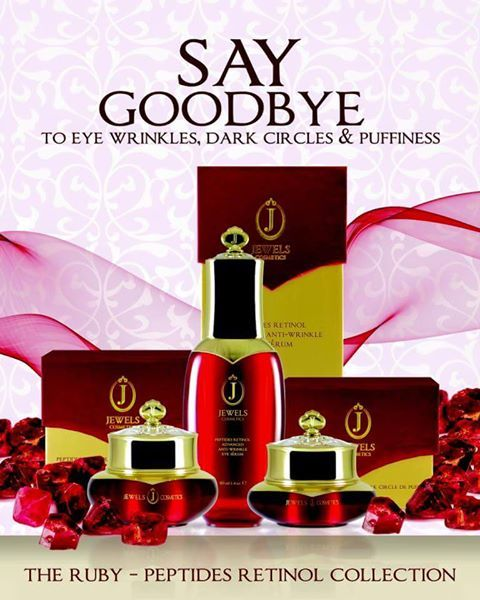 The Ruby Collection #anti-aging #beauty #skincare