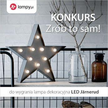 Konkurs - zrób to sam! Lampy.pl
