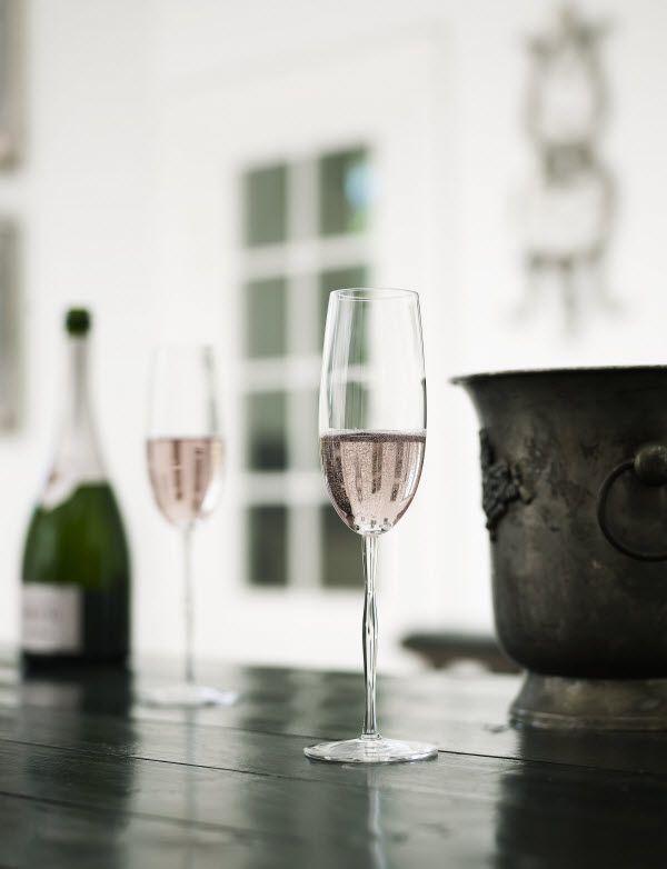 Future Champagneglas   Holmegaard