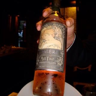 La Boheme Act Two Dry Pinot Noir Rose