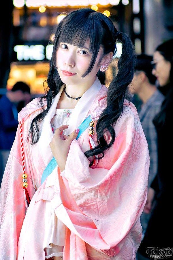Shioringo, Japanese Idol in Harajuku