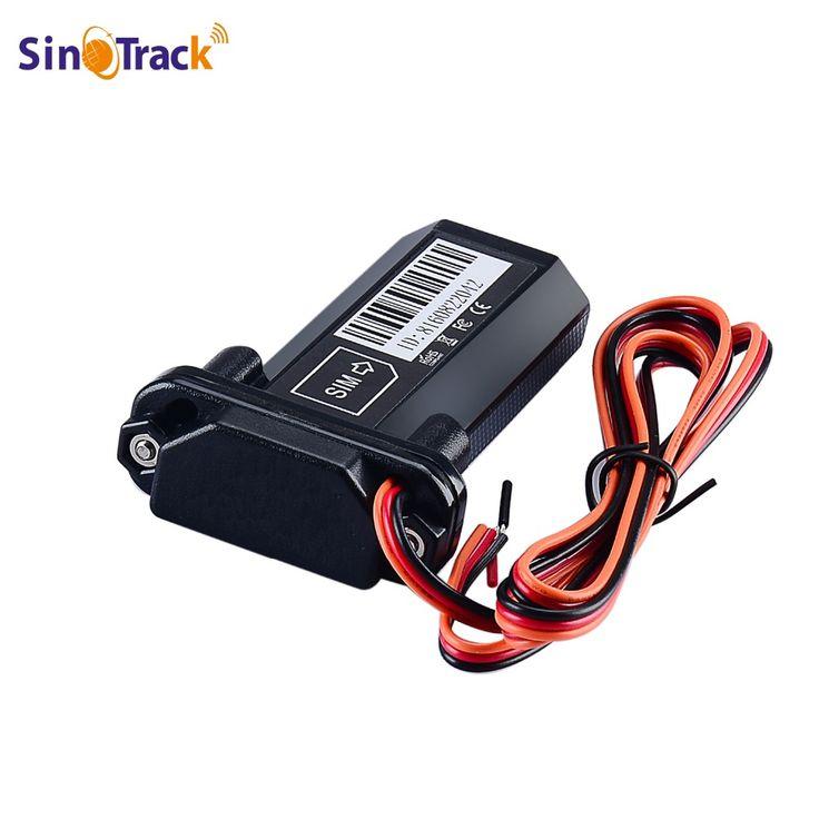 Terbaik Murah China GPS Tracker Kendaraan Pelacakan Perangkat Tahan Air sepeda motor Mobil Mini GPS GSM locator SMS dengan real time pelacakan