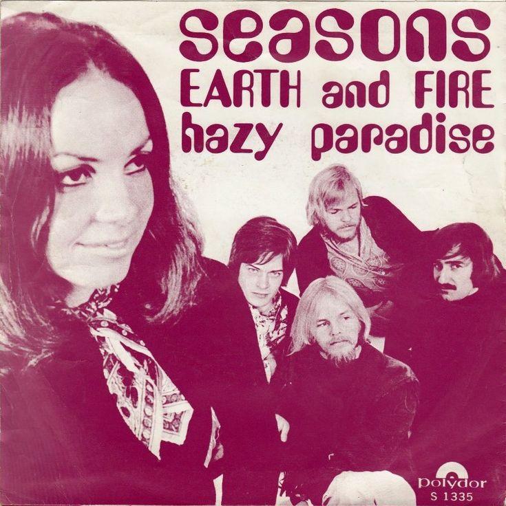 SINGLE VAN DE WEEK Earth And Fire - Seasons: Uitgebracht in 1970 met als hoogste notering een 2e plaats in de Top 40.   En welke Earth And Fire single had jij?  Op de video Jerney Kaagman nog met afro kapsel: https://www.youtube.com/watch?v=SHX5VcfQaWc&list=PLpJgc39WxNAEx8lXjQyc87W0g3_axDiMU