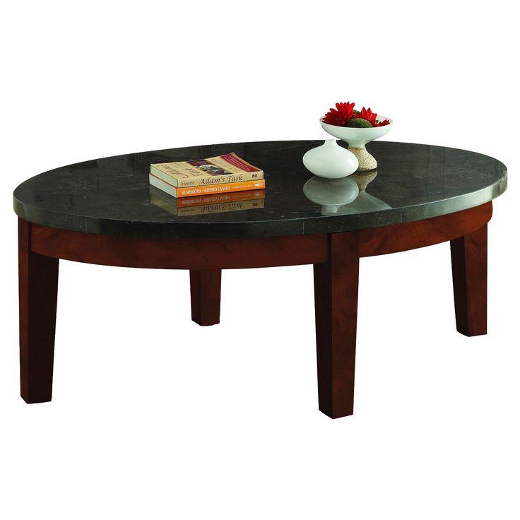 Coffee Table Walnut Acme