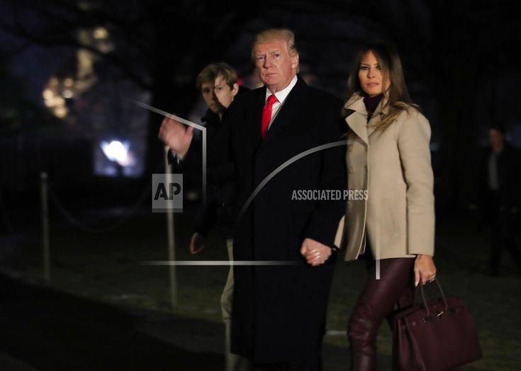WASHINGTON/January 2, 2018   (AP)(STL.News) —President Donald Trump has returned from an end-of-year holiday to face fresh legislative challenges, midterm elections and threats abroad. The president began the second year of his presidency with confrontational tweets targeting Iran and Pakistan. H... Read More Details: https://www.stl.news/on-trumps-plate-congress-midterm-elections-north-korea/59858/