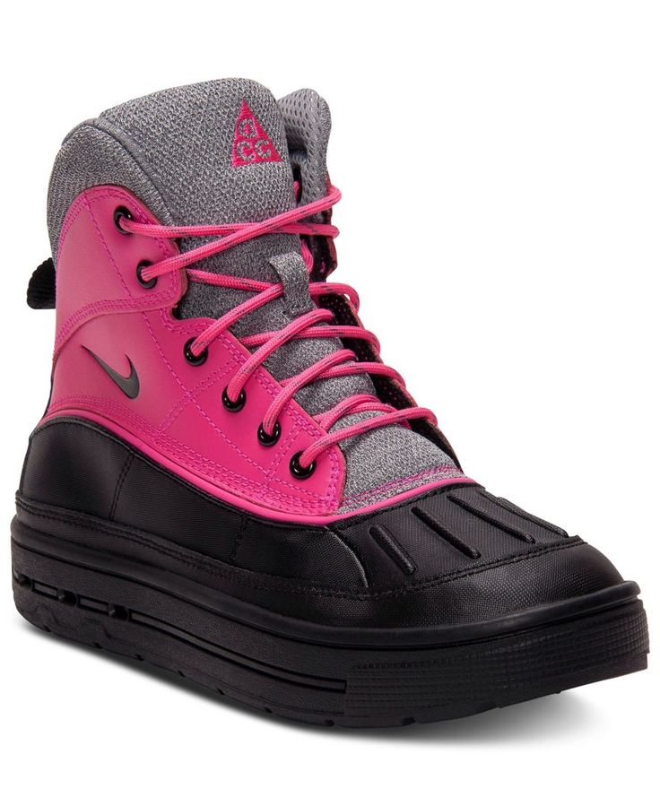 Nike Kids Shoes, Girls Woodside Boots from Finish Line