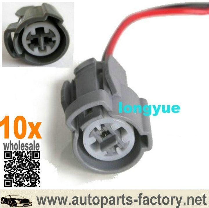 longyue 10pcs connector plug pigtail case for VTEC