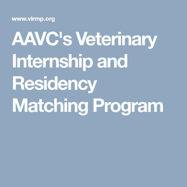 The  Best Veterinary Internships Ideas On   Vet Med