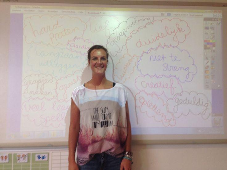 Verwachtingen van leerlingen voor leerkracht en kwaliteiten die de leerlingen graag zien.