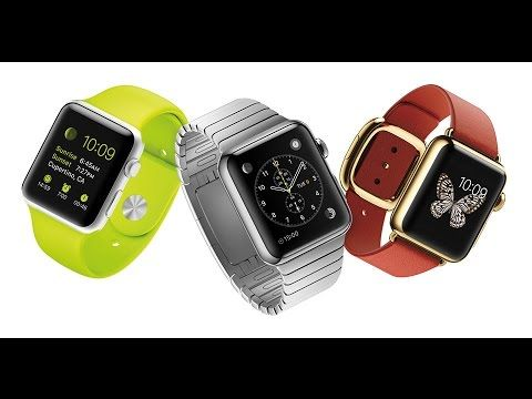 Apple Watch Trailer - Watch Sport - Watch Edition - IWATCH - Watch Review by Apple