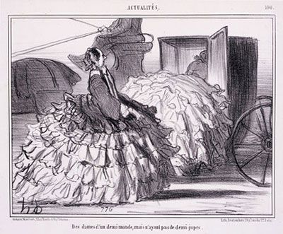 Honroe Daumier: