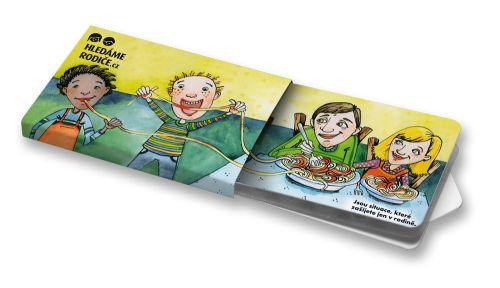 Hledáme rodiče Reklamní žvejky pro http://hledamerodice.cz  | Advert chewing gums for NGO #zvejky #CharityGums #dobryzvejky #chewinggums #peppermint #bezcukru #noaspartame #nosugar #vegan #advert #parents #family #kids