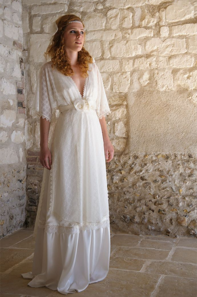 Les robes de mariée de Salomé Gautard - Collection 2016  Modèle ...