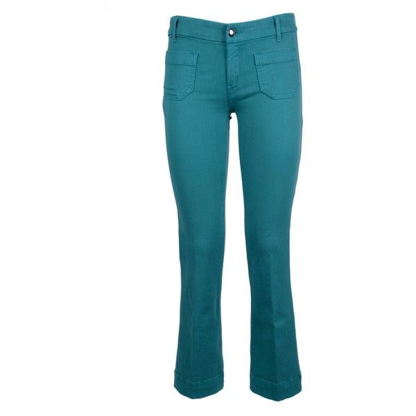 Seafarer Lord Jim Jeans ($115) ❤ liked on Polyvore featuring jeans, turchese and blue jeans