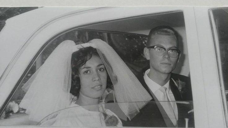 Mijn ouders toen...