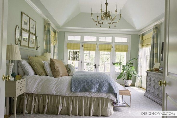 Красивые спальни в квартирах - 35 потрясающих фото    #спальня Интересно