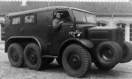 Tatra 22 1938-1939