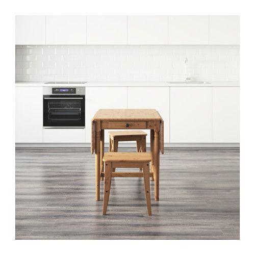 INGATORP / INGOLF テーブル&スツール2脚  - IKEA