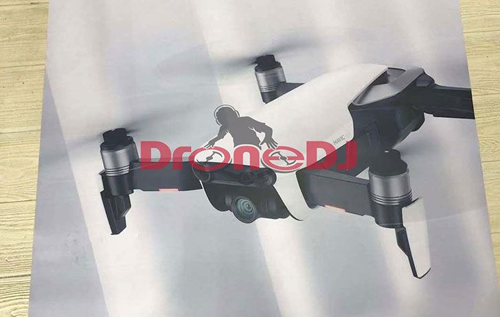 New Mavic Air Leaked Ahead of Tuesday's Launch Event - http://blog.planet5d.com/2018/01/new-mavic-air-leaked-ahead-tuesdays-launch-event/