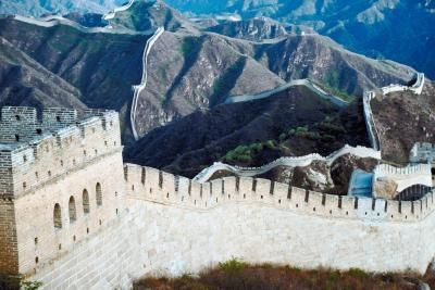 Information about the Great Wall of China from USA Today. The text is only quite short, but it gives a good starting point for more research.